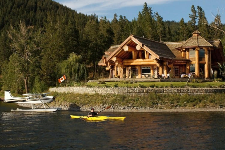 Real Canadian Cedar Homes